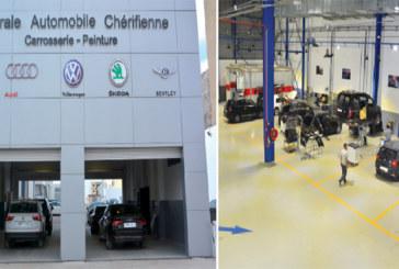 Carrosserie et peinture : Le Groupe CAC ouvre officiellement son méga-atelier