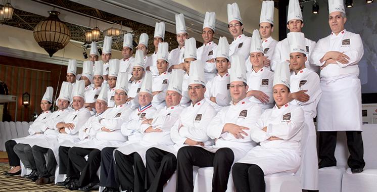 Cuisine et pâtisserie :  Les Chefs Afrique en compétition  à Marrakech