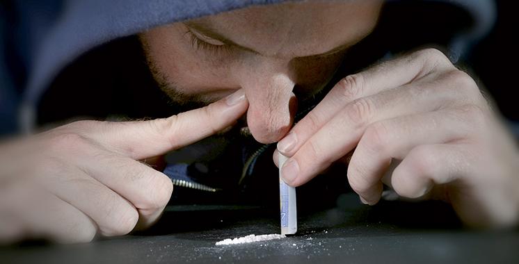 Drogues dures : Les consommateurs  de plus en plus jeunes