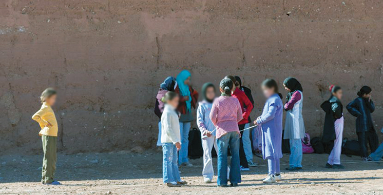 Situation des enfants au Maroc : L'Unicef lance  une importante étude