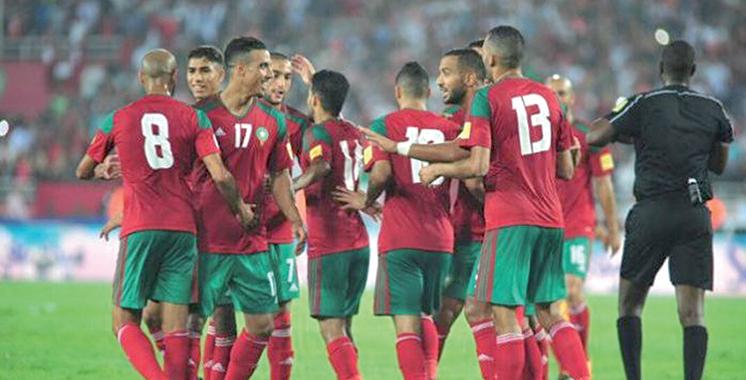 Maroc-Estonie en amical : L'équipe nationale boucle sa préparation