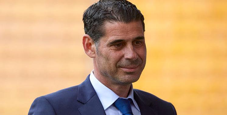 Fernando Hierro sélectionneur en urgence