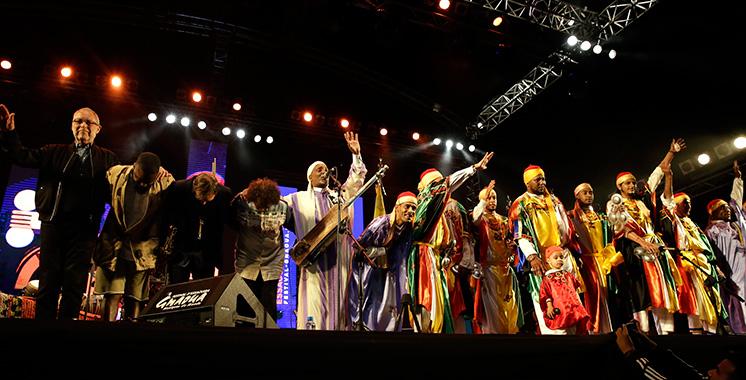 21ème édition du Festival Gnaoua et musiques du monde : Carton plein pour la grand-messe du son gnaoui