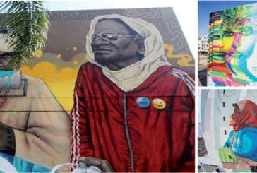 Sbagha Bagha : De grandes figures de graffiti s'invitent à Casablanca