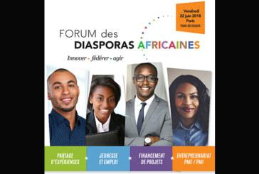 Coopération Nord-Sud : 1er Forum des diasporas africaines à Paris présidé par Emmanuel Macron