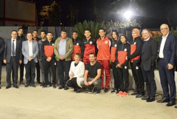 Regroupant 14 sportifs : Le FUS lance «la cellule de haut niveau»