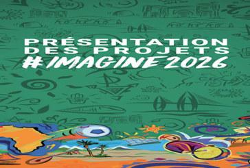 «Imagine 2026» : 10 projets créatifs retenus