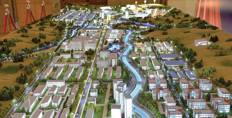 Le projet affiche un bilan des réalisations probant : La cité Mohammed VI Tanger Tech sur la bonne voie