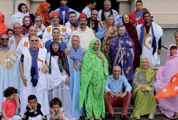 Le Sahara marocain hôte  des fêtes du soleil à Jemappes