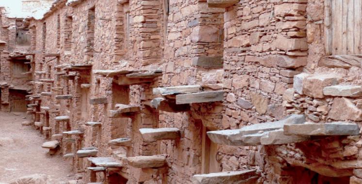 Témoins du savoir-faire et de la richesse de la culture amazighe : Les igoudar, ces greniers-citadelles à l'abandon