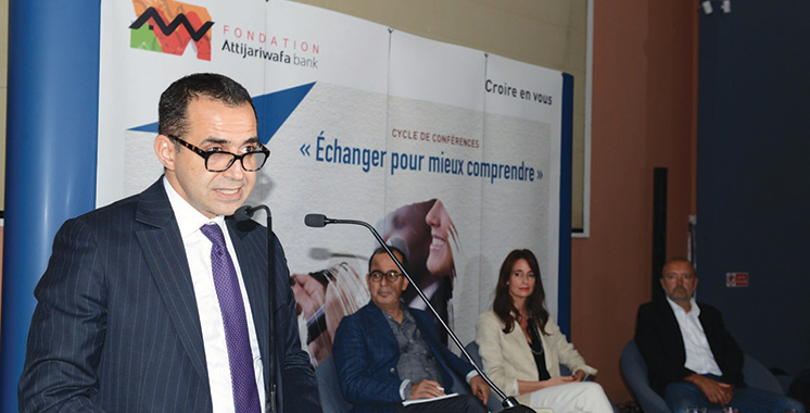 Introspection : Le soufisme et le coaching débattus à la Fondation Attijariwafa bank
