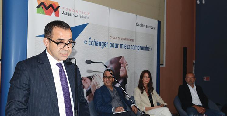 Introspection : Le soufisme et le coaching débattus à la Fondation Attijariwafa bank