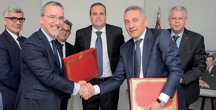 Magneti Marelli lance la construction de son usine à Tanger
