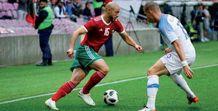 Match de préparation : Le Maroc s'offre la Slovaquie
