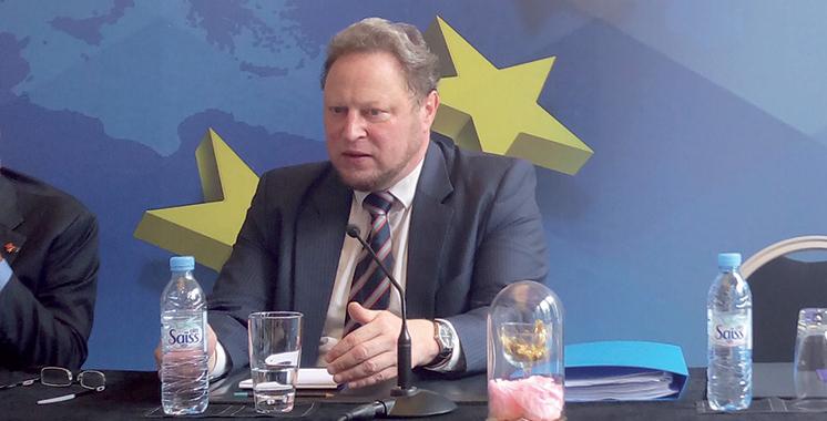 Michael Kohler : «Un montant de 1 milliard 500 millions d'euros pour l'Afrique et le Proche-Orient»