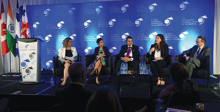 Conférence de Montréal du Forum économique des Amériques : Les universités confrontées aux incertitudes de la mondialisation