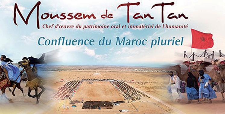 La 14ème édition du Moussem de Tan-Tan du 4 au 9 juillet