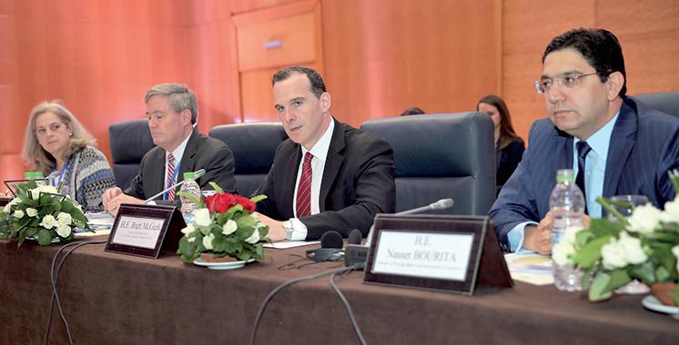 Réunion régionale des directeurs politiques de la coalition mondiale à Skhirat : Le Maroc terre de lutte contre Daech