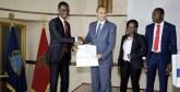 Remise de diplômes aux inspecteurs de douanes étrangères : Un 1er stage dédié au circuit de dédouanement sera programmé