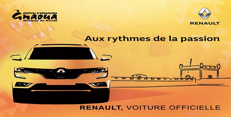 Renault Maroc accompagne le Marrakech du Rire pour la 3ème année consécutive