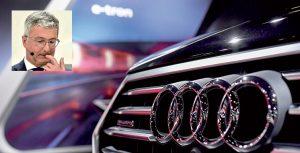 Le «dieselgate» envoie le patron  d'Audi en prison