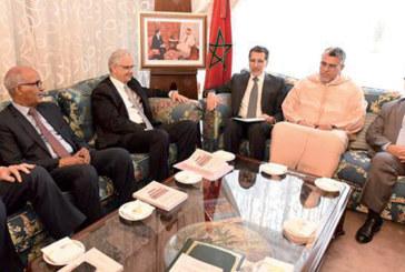 Loi de Finances rectificative : El Othmani rencontre Nizar Baraka
