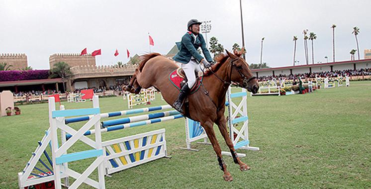 Saut d'obstacles : Rabat abrite son concours officiel