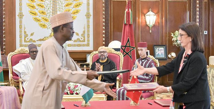 Maroc-Nigeria : Un vrai modèle de coopération Sud-Sud