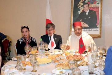 Rabat : Soirée ramadanesque pour le renforcement de l'échange culturel maroco-japonais