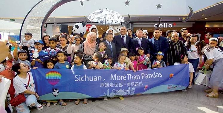 Tourisme : La province du Sichuan promue à Casablanca