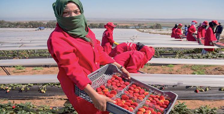 Travail des saisonnières marocaines à Huelva : Yatim rassure