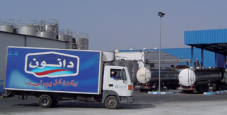Centrale Danone réduit la durée de travail de son usine d'El Jadida