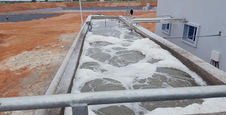 Centres pénitentiaires Al Arjat : 2 stations d'épuration réalisées