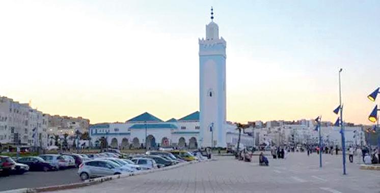 Ramadan : 5 mosquées voient le jour à la préfecture de M'diq-Fnideq