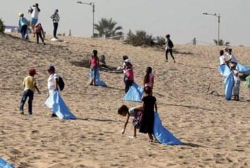 Journée mondiale de l'environnement : La plage des Oudayas nettoyée par des ambassades européennes
