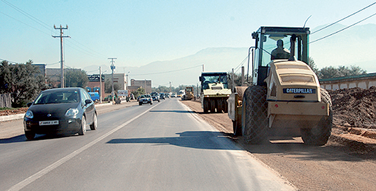 Le coût global des projets routiers à Ouazzane s'élève à 600 MDH