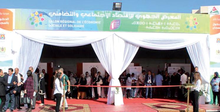 2ème Salon régional de l' économie sociale et solidaire d'Oujda : Plus de 200 exposants  répondent présent