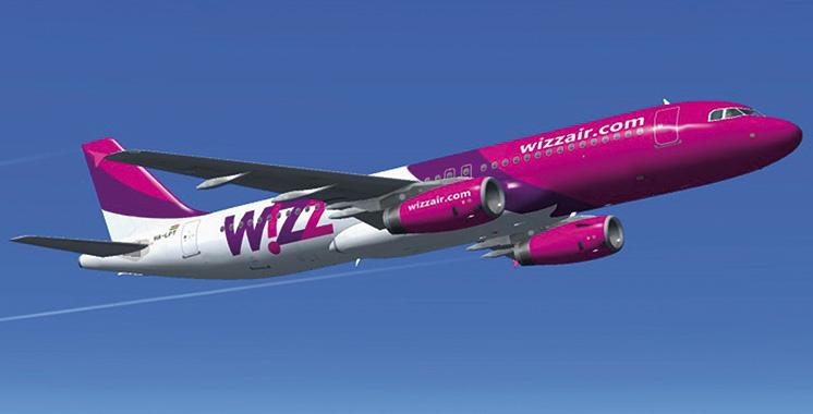 A raison de deux vols par semaine  à compter du 17 décembre : Wizzair lance  une liaison directe Varsovie-Marrakech