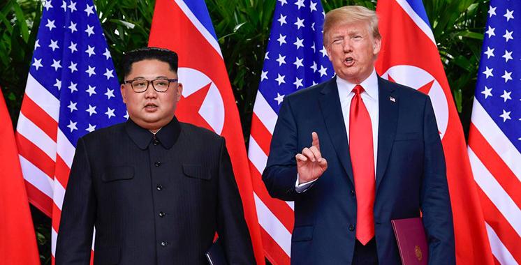 Sommet USA-Corée du Nord: La dénucléarisation va commencer «très rapidement», assure Trump