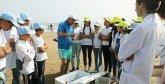 L'ONEE lance un programme d'éducation et de sensibilisation  à la protection du littoral