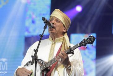 Le célèbre groupe amazigh Oudaden enchante le public de Timitar (vidéo)