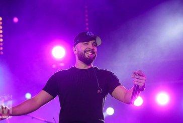 Timitar 2018 : Douzi illumine le ciel d'Agadir lors d'un concert exceptionnel (Vidéo)