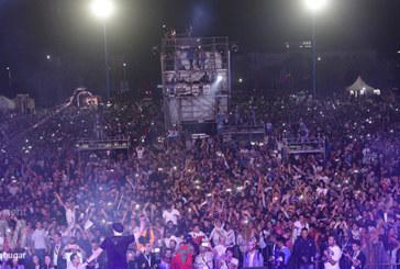 Timitar 2018 : Plus d'un million de festivaliers ont suivi les spectacles