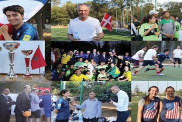Tournoi de football inter-ambassades : Quand la France célèbre le Mondial