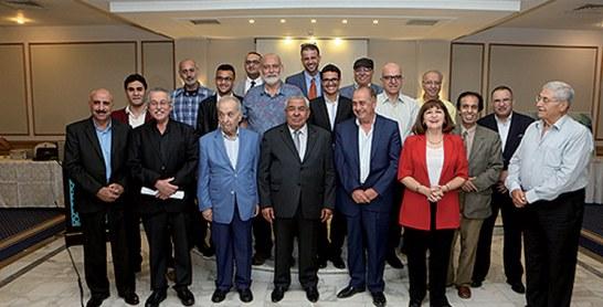 Un écrivain marocain parmi les lauréats  des prix culturels de la Palestine