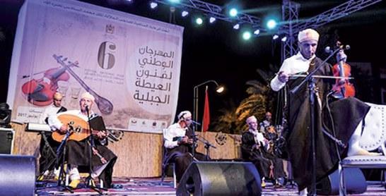 Le 7e Festival des arts d'Al Aïta Jabalia du 12 au 14 juillet à Taounate