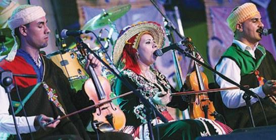 Taounate : Clôture du 7ème Festival  national des arts d'El aïta jabalia