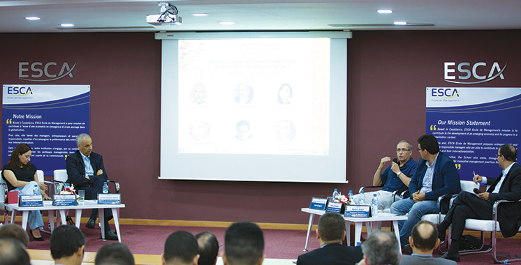 Conférence-débat organisée par l'ESCA : Com' de crise, que faut-il faire ?