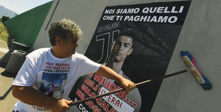 Ronaldo à la Juventus :  Flop pour l'appel à la grève chez Fiat