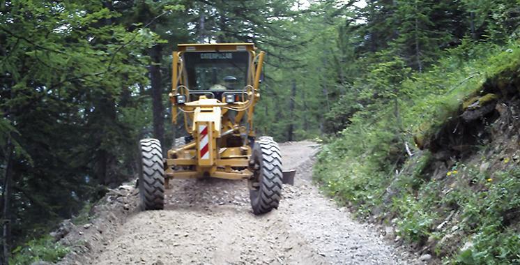 HCEFLCD : Ouverture de 1.237 km de pistes forestières entre 2013 et 2017